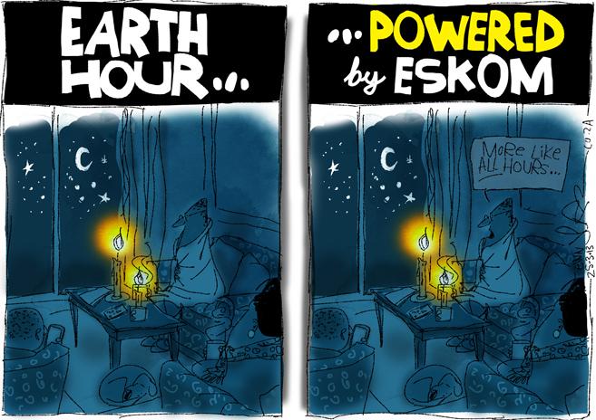 Eskom Loadshedding: Curiosity And Creation